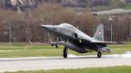 Es braucht Flugzeuge, die effektiven Widerstand leisten können. Bild: Tiger F5.