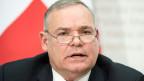 Jean-Philippe Gaudin, neuer Chef des Schweizer Nachrichtendienstes.