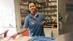 Pflegefachfrau Vreni Birrer: In den 30 Jahren, in denen sie im «Seeblick» arbeitet, sei der administrative Aufwand enorm gewachsen. Bild: Christine Wanner.