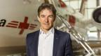 Ernst Kohler, CEO der Rega, Schweizerische Rettungsflugwacht.