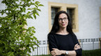 Die grüne Hoffnungsträgerin Céline Vara