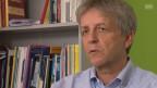 Oliver Thränert, Spezialist für Sicherheitspolitik an der ETH Zürich.