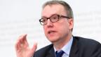 Andreas Heinemann, Präsident der Wettbewerbskommission Weko.