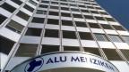 Rund 450 000 Tonnen Alu-Produkte fliessen von der Schweiz in die EU. Bild: Sitz der Alu Menziken in Menziken (AG).