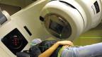 Strahlenbehandlung bei Krebserkrankung.