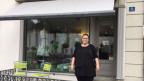 Dunja Rutschmann, Schneiderin und Präsidentin der Ladenvereinigung von Stans.