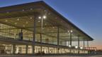 Neuer Flughafen BER in Berlin.