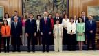 Frauenpower in Spanien.