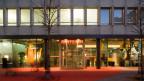 Der Hauptsitz der Raiffeisenbank in St. Gallen.