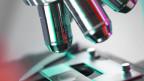 Symbolbild eines Mikroskops.