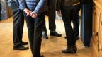 Lobbyisten der Wandelhalle des Bundeshauses.