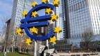 Erste Diskussionen über Eurozonen-Budget.