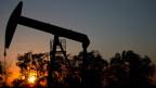 Ölförderung wird hochgefahren.