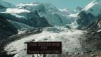 Über 1,2 Kilometer Länge hat der Morteratsch-Gletscher in den letzten 50 Jahren verloren. Archivbild.