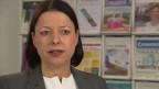 Sara Käch vom Branchenverband Interpharma.