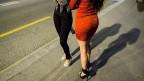 Eine 58jährige Thailänderin hat Frauen mit grossen Versprechungen in die Schweiz gelockt. Und sie unter schlimmsten Bedingungen in der Schweiz als Prostituierte arbeiten lassen. Symbolbild.