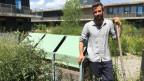 Dani Freitag versucht sich mit kompostierbaren Kleidern.
