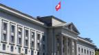 Das Bundesgericht in Lausanne.