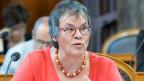 Liliane Maury Pasquier, SP-GE, spricht an der Herbstsession 2016 im Ständerat in Bern.