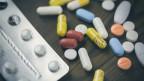 Diverse Antibiotikapillen. Symbolbild.