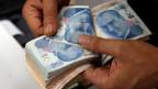 Die türkische Lira verliert rasant an Wert.