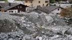 Bergsturz in Bondo im September 2017.