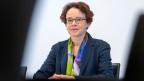 Eva Herzog, Regierungsrätin des Kantons Basel-Stadt und Vorsteherin des Finanzdepartementes.