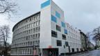 Das SRF-Radiostudio an der Monbijoustrasse in Bern.