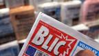 «Blic» in Serbien als Propagandavehikel.