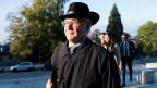 Ex-Banker Rudolf Elmer vor dem Bundesgericht in Lausanne am 10. Oktober 2018.