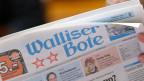 CVP-Oberwallis verurteilt Berichte des «Walliser Boten»