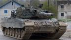 Schweiz exportiert deutlich mehr Waffen als noch vor einem Jahr