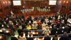 Audio «Eine eigene Armee für den Kosovo?» abspielen.