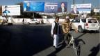 Kampf gegen die Korruption in Afghanistan.