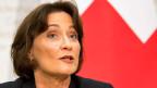 Pascale Baeriswyl, Staatssekretärin im Eidgenössischen Departement für auswärtige Angelegenheiten (EDA).
