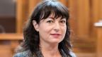 Ständerätin Geraldine Savary, SP-VD, an der Sommersession am 6. Juni 2018 in Bern.