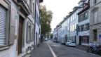 Das Quartier St.-Alban-Vorstadt in Basel.
