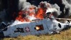 Beim Absturz des Super-Puma-Helikopters Ende September 2016 auf dem Gotthard-Pass sind die zwei Piloten ums Leben gekommen.