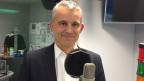 Beat Jans, Basler Nationalrat, beim Gespräch im Radiostudio Bern.