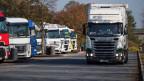 Einigung auf Sozialstandards für LKW-Fahrer