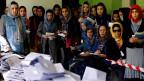 Ungültige Wahlresultate in Kabul.