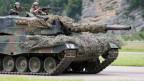 Entscheid über Rüstungsexporte aufgeschoben