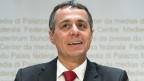 Bundesrat Iganzio Cassis.