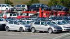 Importierte Autos könnten billiger werden. Der Bundesrat will die Industriezölle abschaffen. Symbolbild.