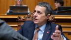 Aussenminister Ignazio Cassis: «Ziel war es, einen Text zu haben, worüber wir abschliessend sagen können, wieviel wir einverstanden sind und wo gibt es Differenzen.»