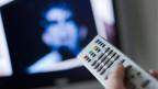 Symbolbild TV-Fernbedienung.