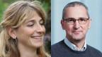 Bodenwissenschaftler Emmanuel Frossard. Er war Präsident der Leitungsgruppe des NFP 68, sowie Adrienne Grêt-Regamey. Sie ist Professorin für Landschafts- und Umweltplanung.