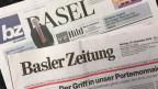 Zeitungen in der Region Basel.