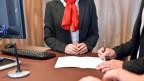 Mehr Frauen und Ältere als Bankenpersonal?