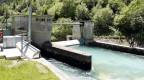 Wasserkraftwerk an der Reuss im Sustental